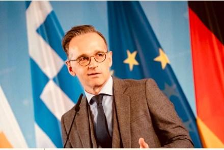 Außenminister Maas spricht über Sommerurlaub.