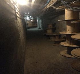The Post basement