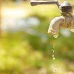 الكشف عن تسرب المياه