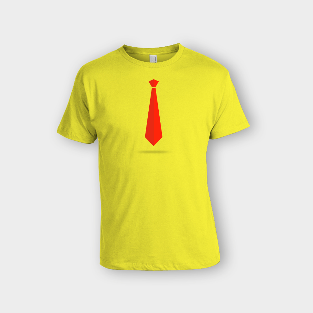 t-shirt-yellow