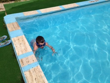P swim 6