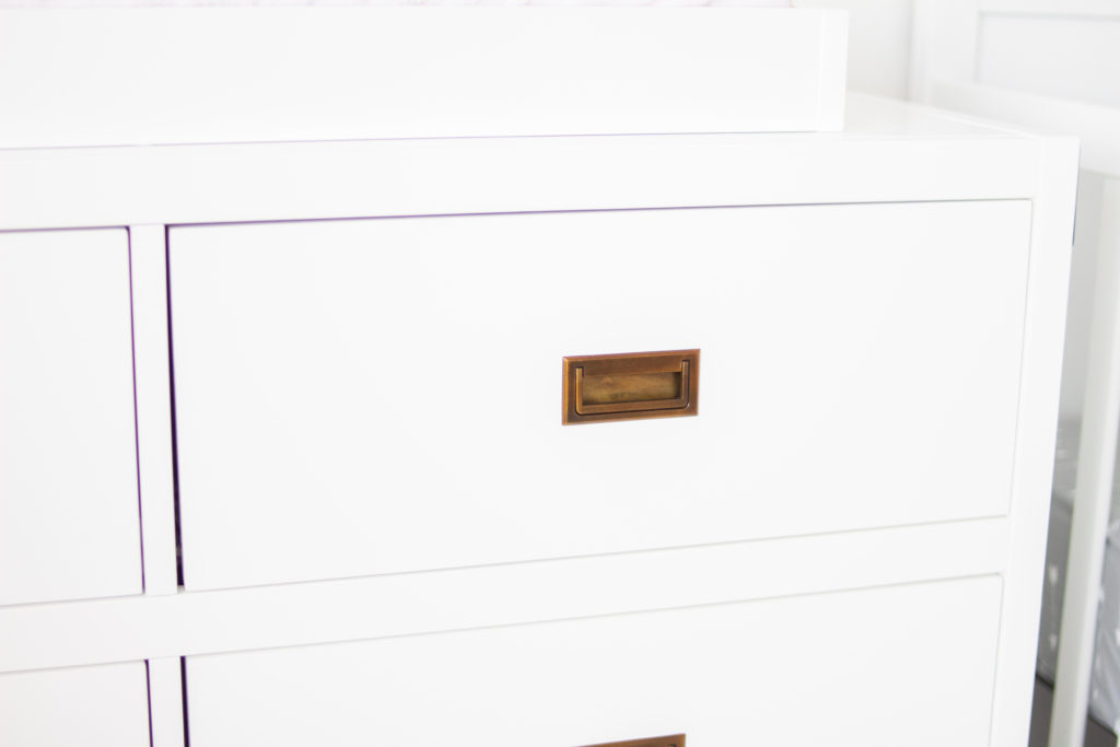 how to organize a dresser for twins
