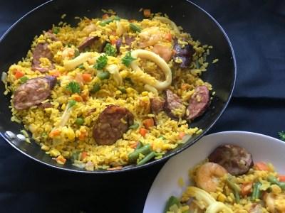 seafood-rice-chorizo-recipe-mammachefjozi