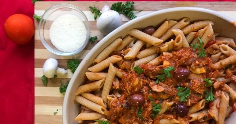 Italian Tuna Pasta – A Fast and Fabulous Weeknight Dinner