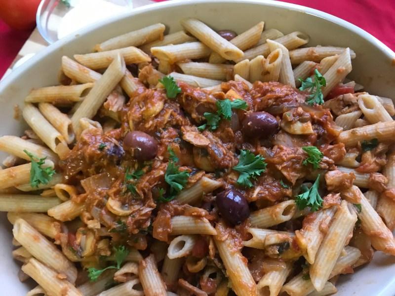 january-experiment-february-meal-plan-mexican-italian-tuna-pasta-recipe