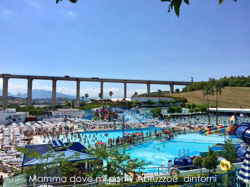 Panoramica 8 Acquapark Onda Blu Tortoreto