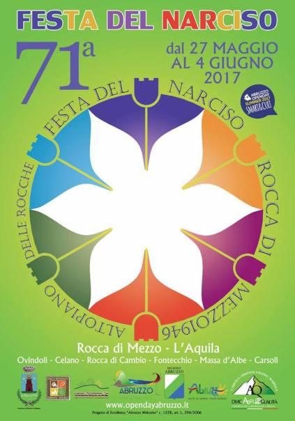 Festa-del-Narciso-Rocca-di-Mezzo