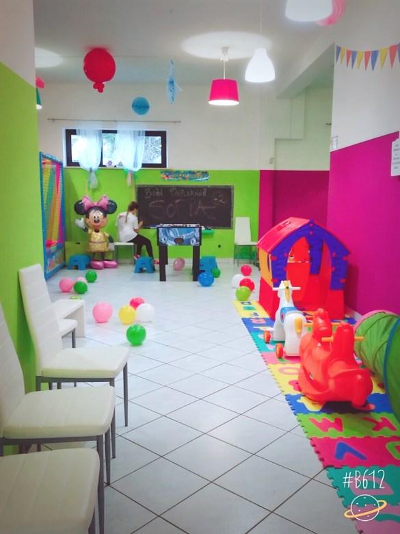 Fiestamania giochi bimbi - Locale per feste Teramo