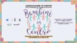 Bambini in Centro evento per famiglie San Salvo - Chieti