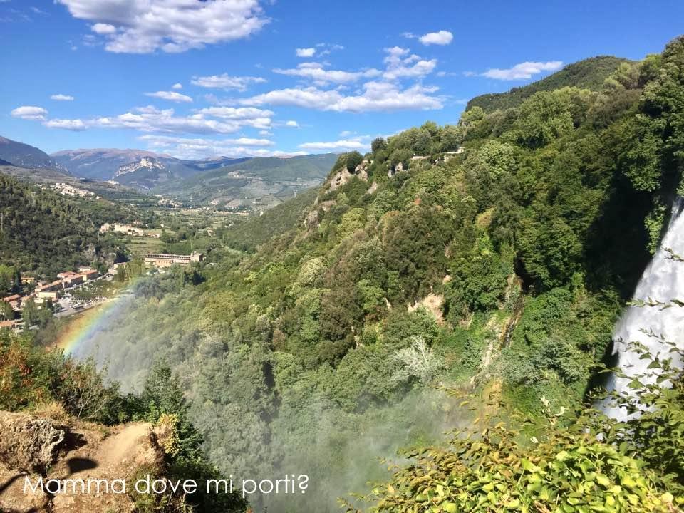 Belvedere Superiore Cascata delle Marmore Terni Umbria