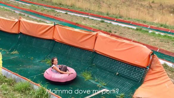 Gommoni Coppo dell'Orso Roccaraso - Montagna con bambini Abruzzo