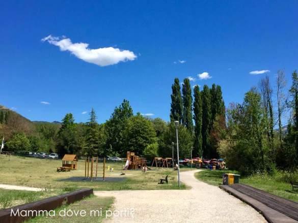 Parco Giochi Lago di Piediluco Terni Umbria