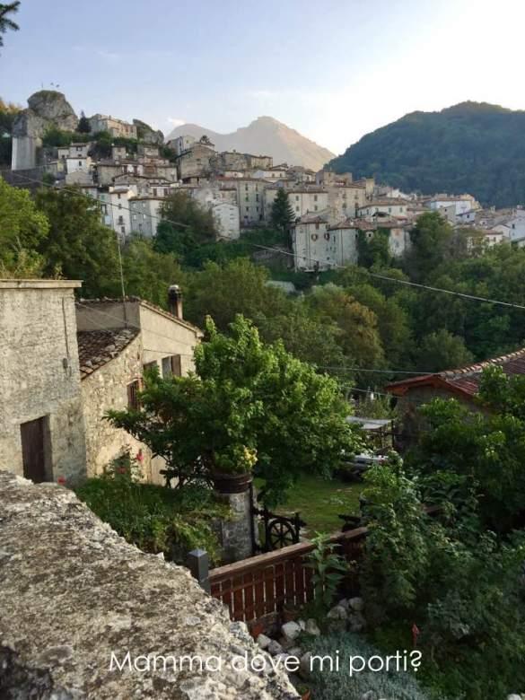 Pietracamela Teramo Abruzzo