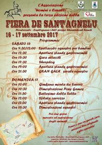 Fiera de sant Agnelu Montereale - Eventi per famiglie in Abruzzo