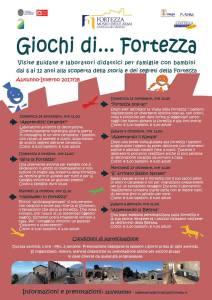 Giochi di Fortezza - Civitella del Tronto - Eventi per famiglie in Abruzzo