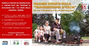 Transiberiana d'Italia 120 anni - Roccaraso - Eventi per famiglie in Abruzzo