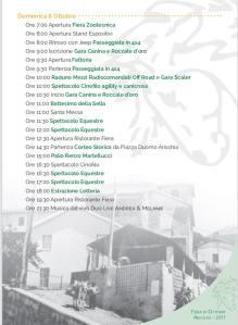 Fiera di Ottobre - Arischia - L'Aquila - Eventi per famiglie in Abruzzo