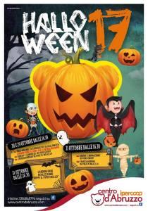 Halloween-CC Centro D'Abruzzo-San Giovanni Teatino-Chieti