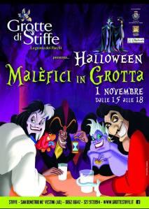 Halloween-Grotte di Stiffe-San Demetrio ne' Vestini-L'Aquila