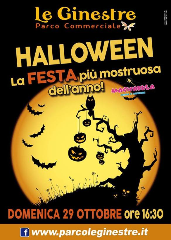 Halloween-Parco-Le-Ginestre-Celano