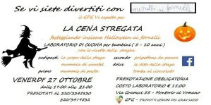 La Cena Stregata-Montorio al Vomano-Teramo