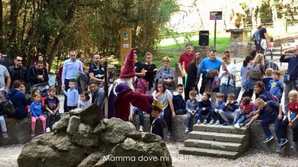 Spada nella Roccia-Il Fantistico Mondo del Fantastico-Castello di Lunghezza-Roma
