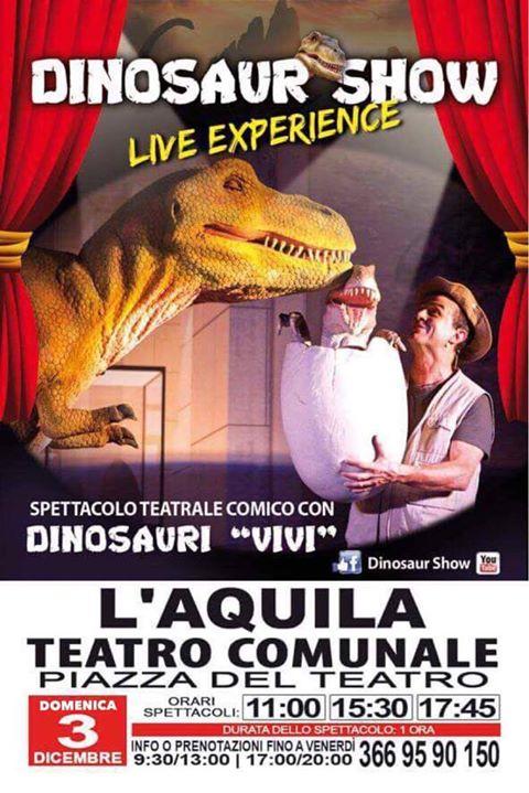 Dinosaur-Show-L-Aquila