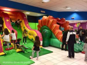 Halloween Party di Fiestamania Park