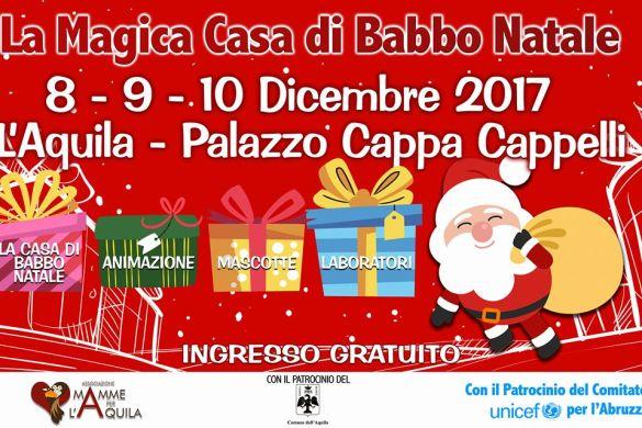 La-Magica-Casa-di-Babbo-Natale-L-Aquila