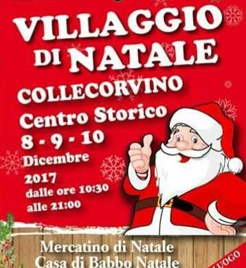 Villaggio-di-Natale-Collecorvino-Pescara