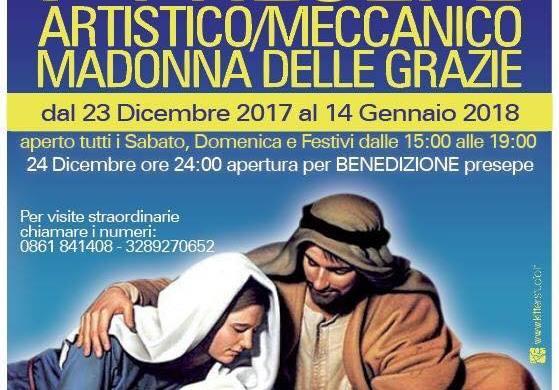 Presepe-ARtistico-Madonna-delle-Grazie-Sant-Egidio-alla-Vibrata-Teramo