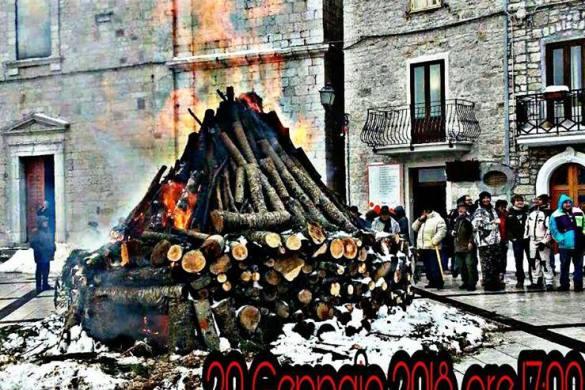 Il-Fuoco-di-Sant-Antonio-Pizzoferrato-Chieti