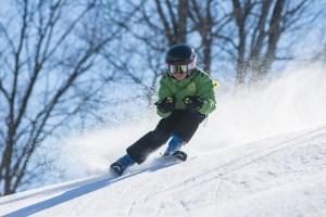 Montagna con bambini in Abruzzo: cosa far mangiare sulla neve?