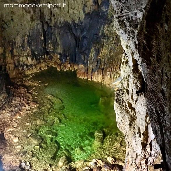 Grotte di Stiffe - San Demetrio ne' Vestini - AQ - Mamma dove mi porti?