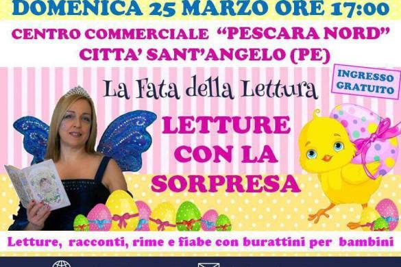 Letture-con-la-sorpresa-La-Fata-della-Lettura-CC-Pescara-Nord-Città-Sant-Angelo-PE