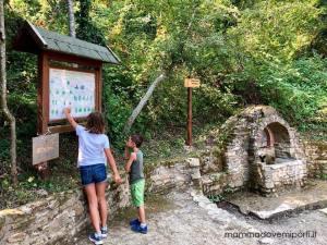 Area Picnic della Riserva Naturale Castel Cerreto di Penna Sant'Andrea di Teramo