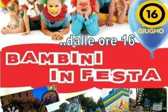 Bambini in Festa - Villa Rasicci - Bellante - Teramo