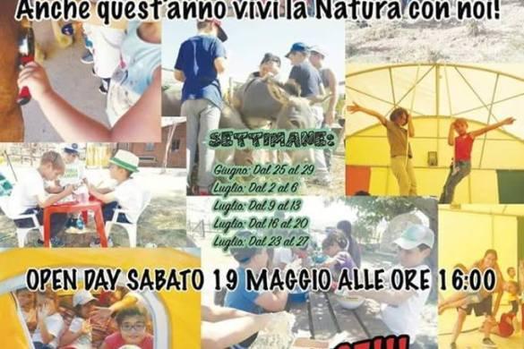 Campo Estivo - Equamente - Castellalto - Teramo