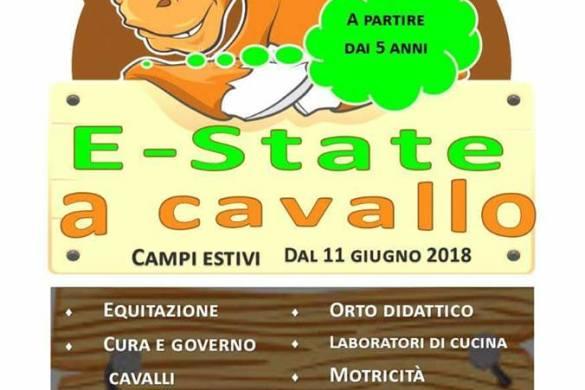 Campo Estivo Equanime - Centro Educativo Equestre - Roseto degli Abruzzi - Teramo