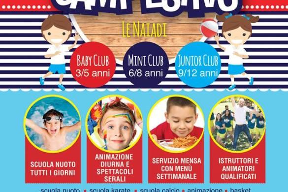 Campo Estivo - Le Naiadi - Pescara