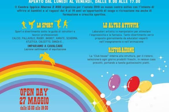 Campo estivo - Country Camp - L'Aquila