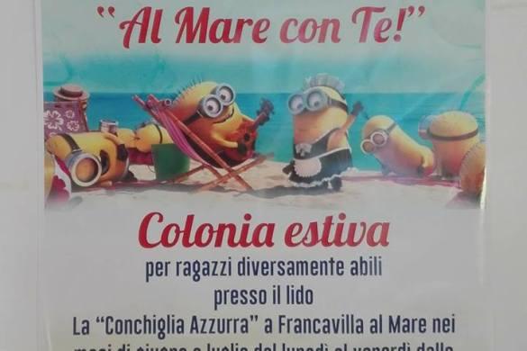Campo estivo - Oltre Orizzonte - Francavilla al Mare - Chieti