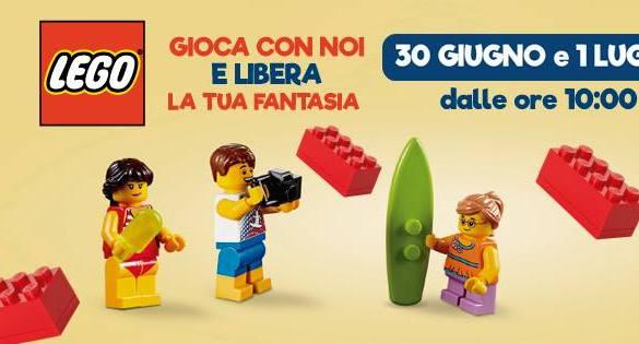 Gioca con Lego - CC Universo - Silvi Marina - Teramo
