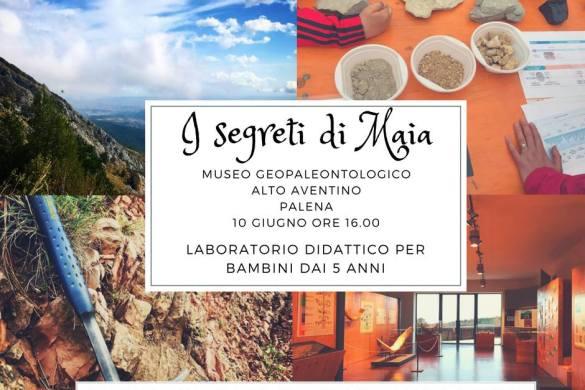 I segreti di Maia- Museo APT Alto Aventino - Palena - Chieti