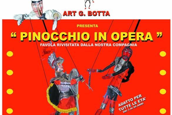 Pinocchio in Opera - Introdacqua - L'Aquila