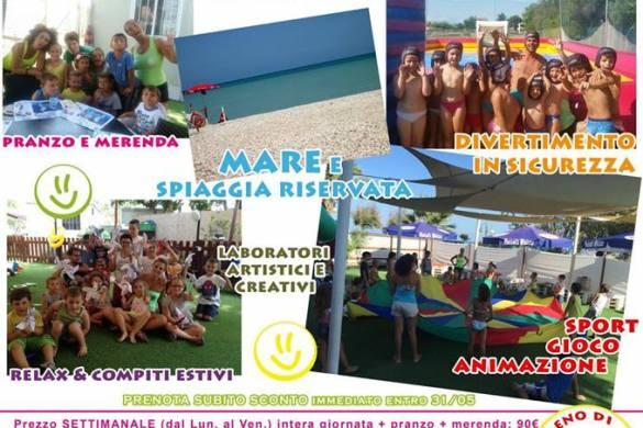 Sea Ovino Camp - Summer Smile - Pineto - Te