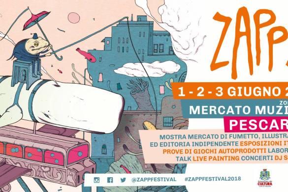 Zapp Festival 2018 - Pescara