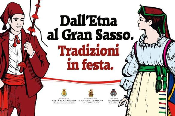 Dall'Etna al Gran Sasso - Città Sant'Angelo - Teramo