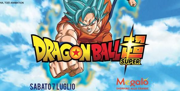 Dragon Ball - CC Megalò - Chieti