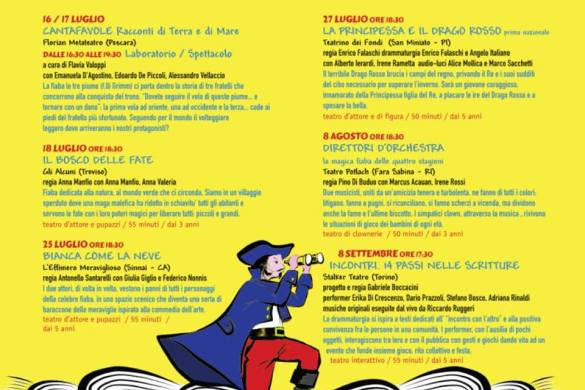 Tutti a Teatro - Florian Metateatro - Pescara